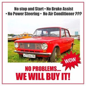 WE BUY CARS IN ANY CONDITION! 613-745-1888