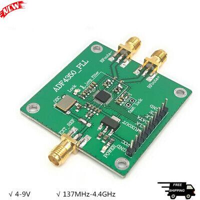 137mhz-4.4ghz Rf Signal Generator Frequency Rf Synthesizer Adf4350 Pll