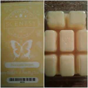 Scentsy's Pineapple Sorbet - full bar