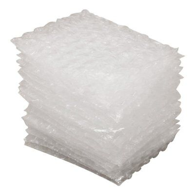 Lot 20PCs Clear Recyclable Packing Small Pouches Poly Bubble Envelopes Wrap F3X9