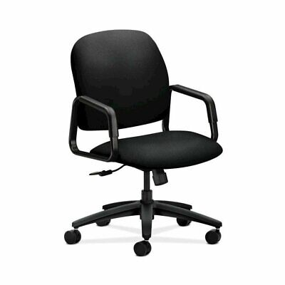 Hon Solutions Seating High-back Chair Center-tilt Tension Lock Fixed...