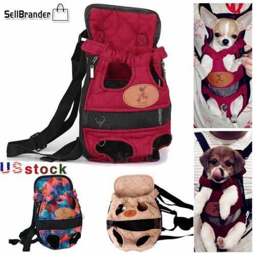 pet dog carrier legs out backpack adjustable