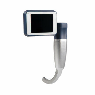 Video Laryngoscope W Rechargeable Battery Portable Includes 1 Blade