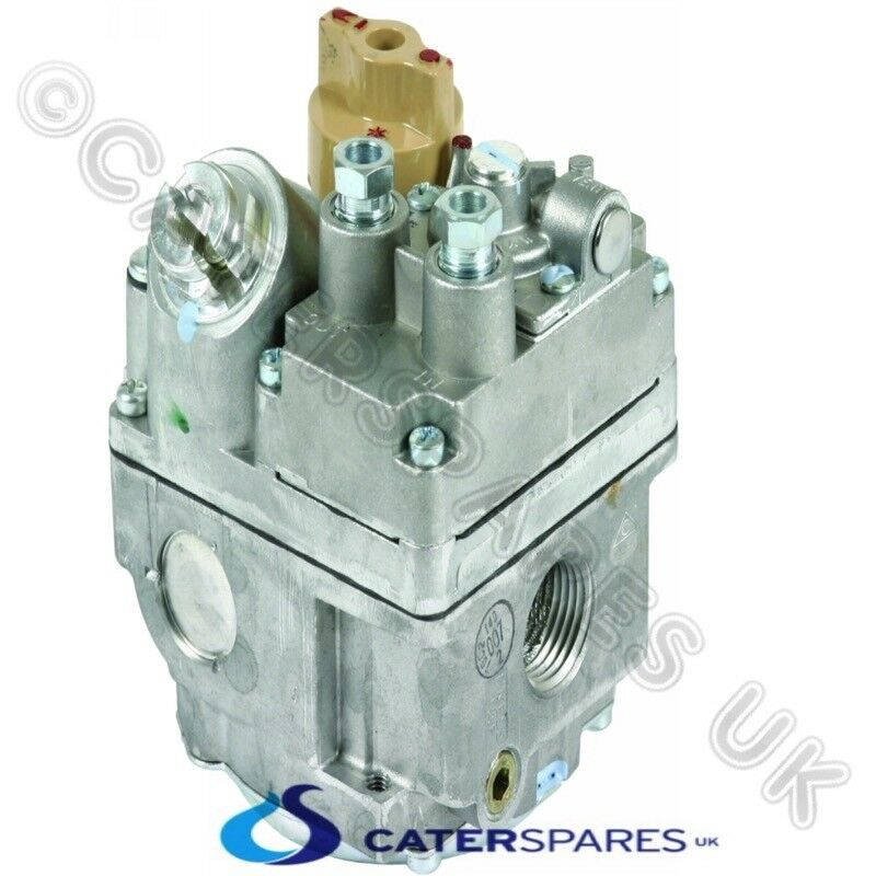 45C PARTS PITCO GAS FRYER LP LPG UNREGULATED MAIN GAS CONTROL VALVE 35C 35C
