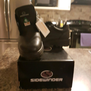 Sidewinder Safety Shoes Size 10