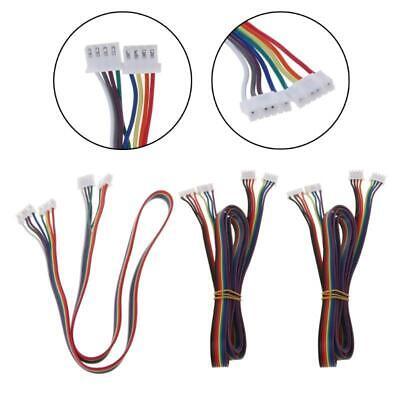2pcs Motor Cables Xh2.54 4pin Nema 17 Stepper Motor Cable 4pin Cable 42 Motor