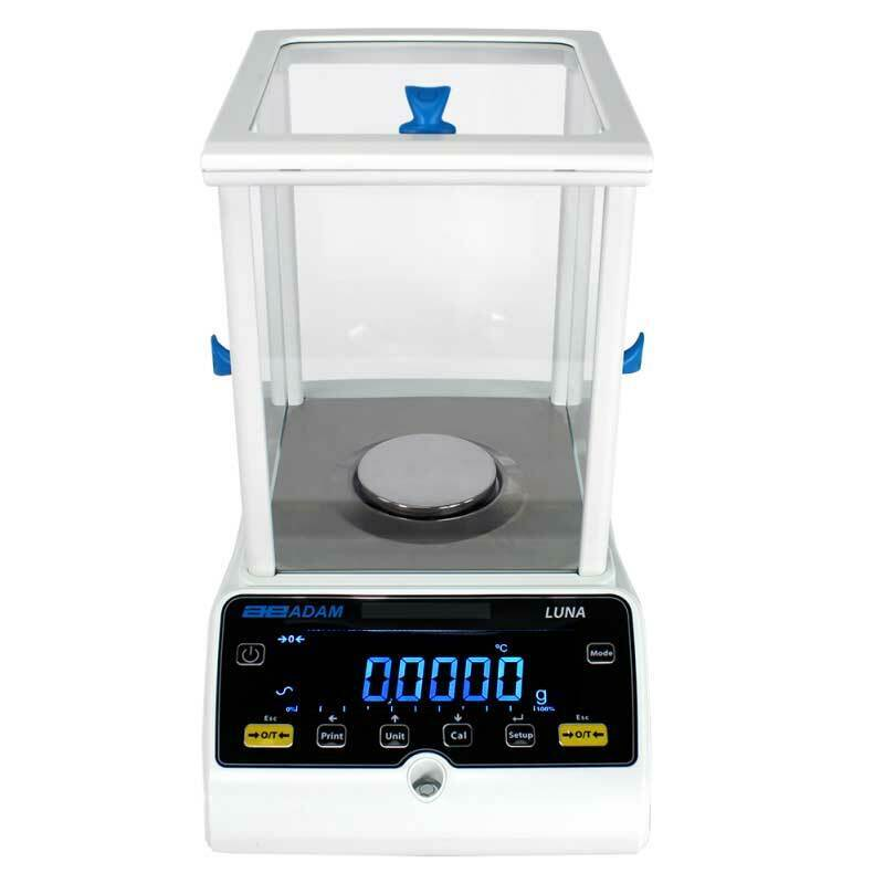 Adam Equipment LAB 214i 210g, 0.0001g, Luna Analytical Balance