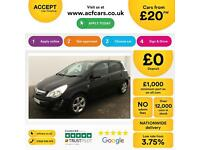 Vauxhall Corsa 1.2i SXi FINANCE OFFER FROM £20 PER WEEK!