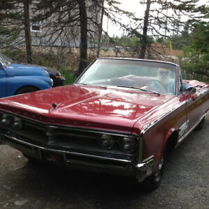 1966 Chrysler 300 Convertible