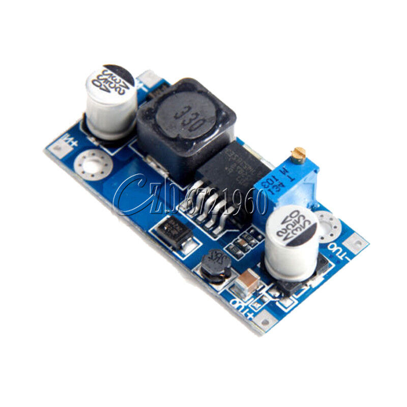 DC-DC Boost Converter Step-up Module LM2587 Power Supply Output 4V-35V MAX 5A