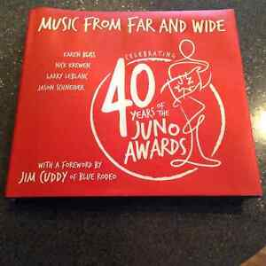 Music from Far and Wide[Inscribed by Jim Cuddy]