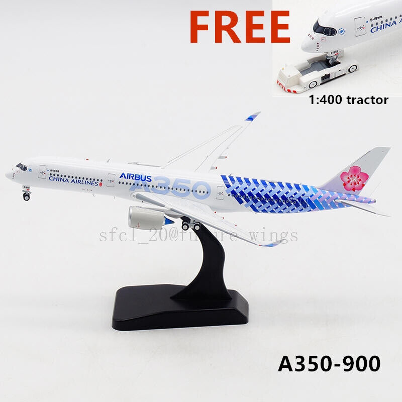 A350-900 JA01XJ Free Tractor JAL Stand 1:400 Aviation AV4058 Japan Airlines