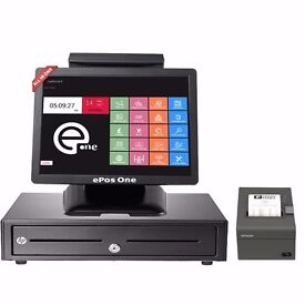 ePos, POS all in one system, From £300