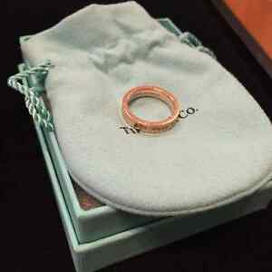 Tiffany & Co Rose Gold Wedding Band