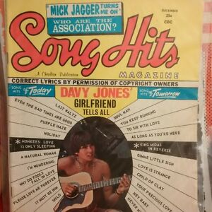 1970s 'Song Hits' magazines for sale!