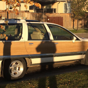 1991 Buick Roadmaster Wagon