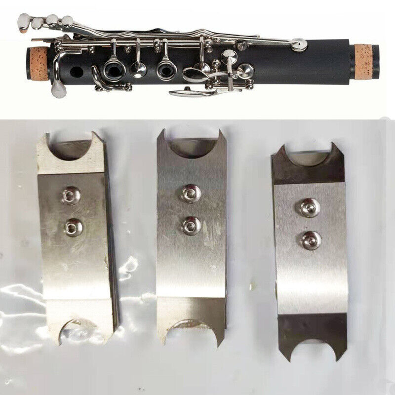 Clarinet repair tool Kit Parts - Body Connection Sharpening Rounding Tool 3 Size