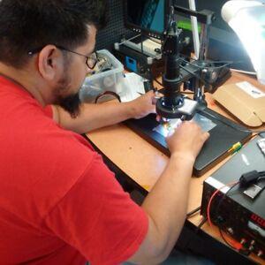 Cell phone repair training course mobile repair technician class