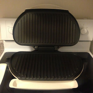 Family Sized George Forman Grill Kitchener / Waterloo Kitchener Area image 2