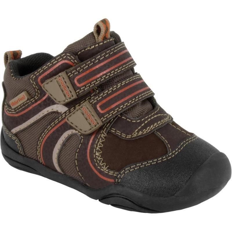 Pediped Adrian Fuchsia  Sneakers New  Little Girls Size 8