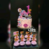Custom cakes,wedding cakes, dessert table, party decorations.