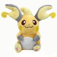 """5.5"""" Pokemon Monster Plush Kid Toy Raichu Cuddly Soft Animal Doll Birthday Gift - unbranded - ebay.co.uk"""