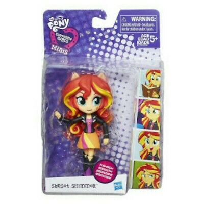 Hasbro My Little Pony Equestria Girls Minis Sunset Shimmer 4.5