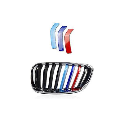 ABS BMW 2er coupe F22 Grillabdeckungen Streifen M Paket Performance
