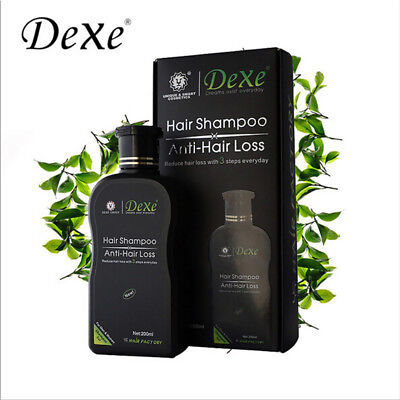200 ml Dexe Shampoo Anti Hair Loss Chinese Herbal Induce Regeneration Growth