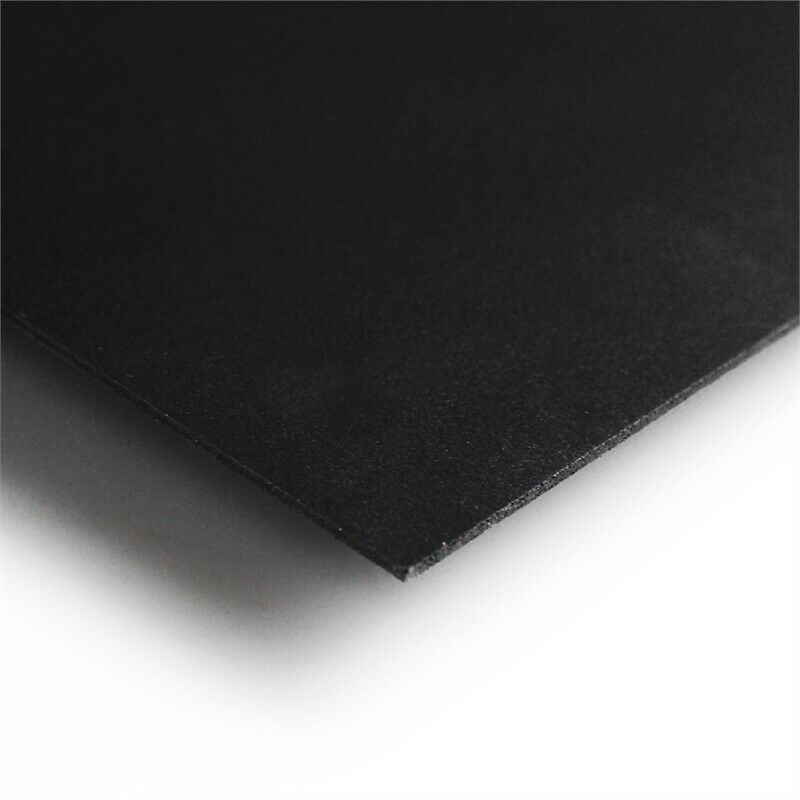 CraftTex Bubbalux Craft Board Midnight Black 2 Sheets Large Size 20 x 30