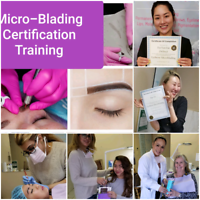 Microblading Certification Private Training