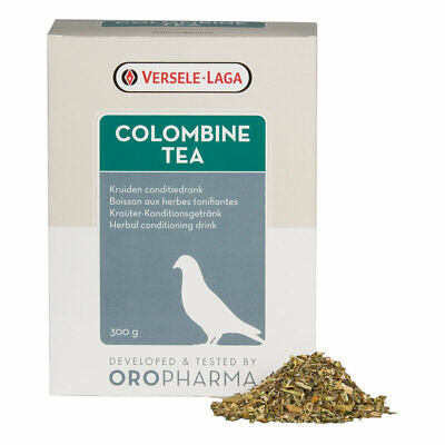 300g - Versele-Laga Oropharma Colombine Tea - Herbal Conditioning Pigeon Drink