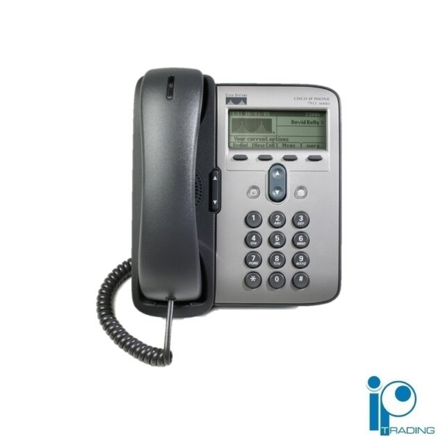 CP-7912G - NEW Cisco 7912G Two Line Unified IP Phone (SCCP)