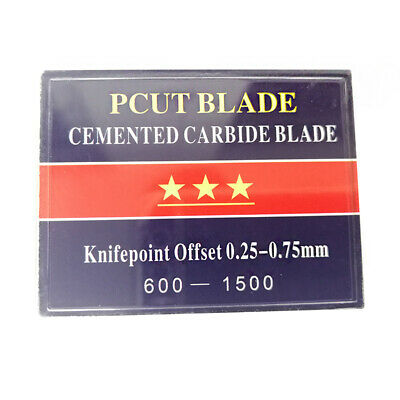 12pc 45 Vinyl Cutter Blades Knife For Creation Pcut Kingcut Vinyl Cutters Blade