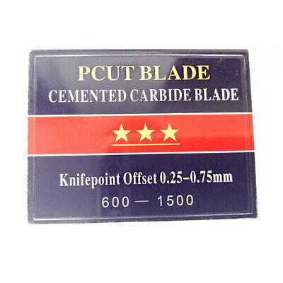 12pc 45 Vinyl Cutter Blades Knife For Creation Pcut Kingcut Vinyl Cutters Blade