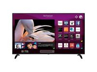Techwood 65AO4USB 65 Inch Smart LED 4K Ultra HD Freeview HD TV