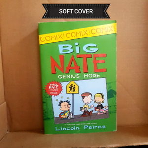 BIG NATE GRAPHIC NOVELS. PRICES IN AD.