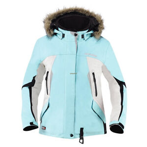 Brand new ladies SKIDOO MUSKOKA SIZE MEDIUM JACKET