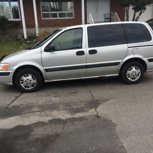2002 Chevrolet Venture Minivan, Van ( Runs Great )