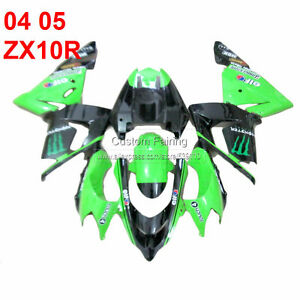 2005 ZX10r Brand New Fairings still in box!