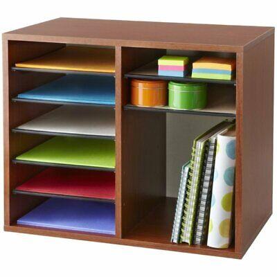 Safco 12 Compartment Desk Organizer