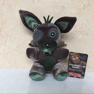 Fnaf Five Nights At Freddys Green Phantom Foxy 6  Funko Plush Target Exclusive