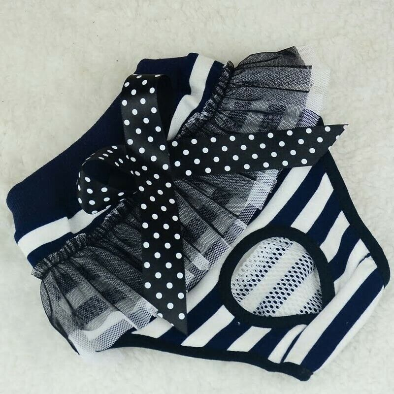 Clothing for Dogs - Canine Female Underwear Shorts For Dogs