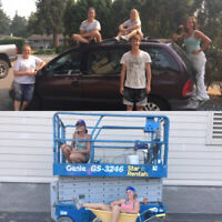 FULL TIME SUMMER PAINTING - NO EXPERIENCE REQUIRED