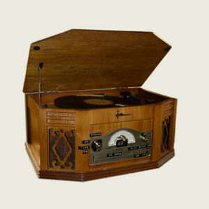 Emerson Record Player and Stereo