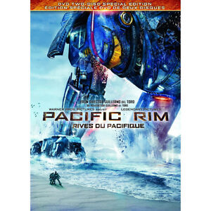 Pacific Rim 2 Disc DVD Special Edition
