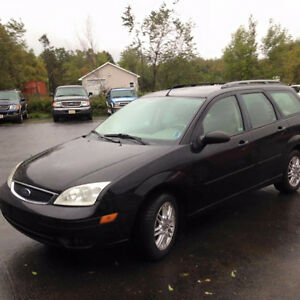 2007 Ford Focus SES Wagon