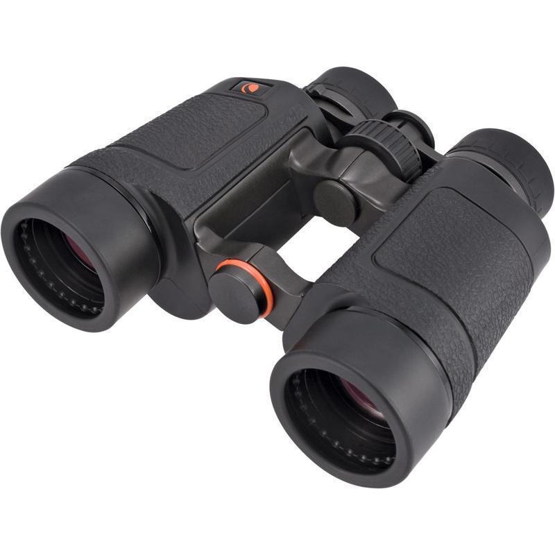 UNDER HALF PRICE! Celestron NATURE 8x42 Porro BAK-4 Binoculars RRP 119.99