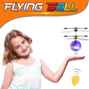 RC Flying Ball RC Infrared Induction Helicopter with Remote