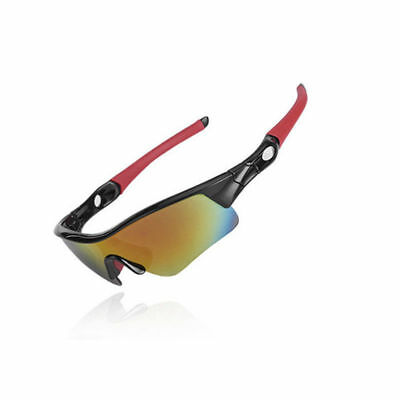 ROCKBROS Cycling Glasses UV400 Outdoor Sport Running Goggles Eyewear 1 (Running Goggles)